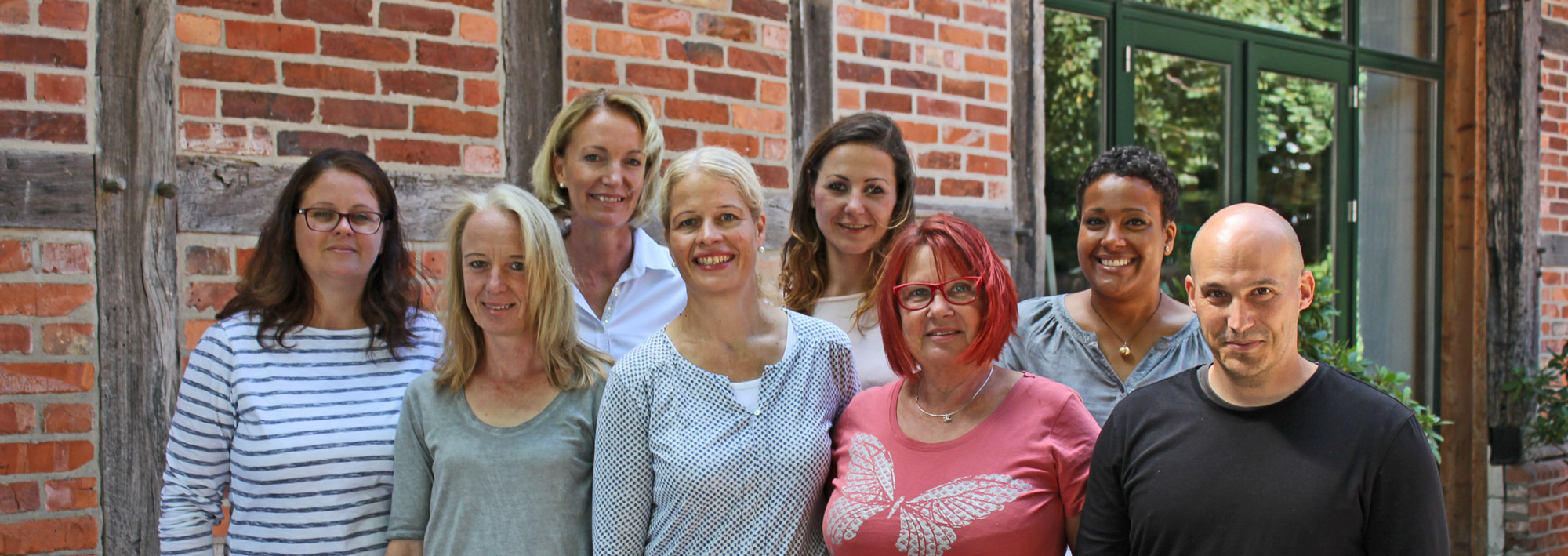 Das Reitsport Engelke Team